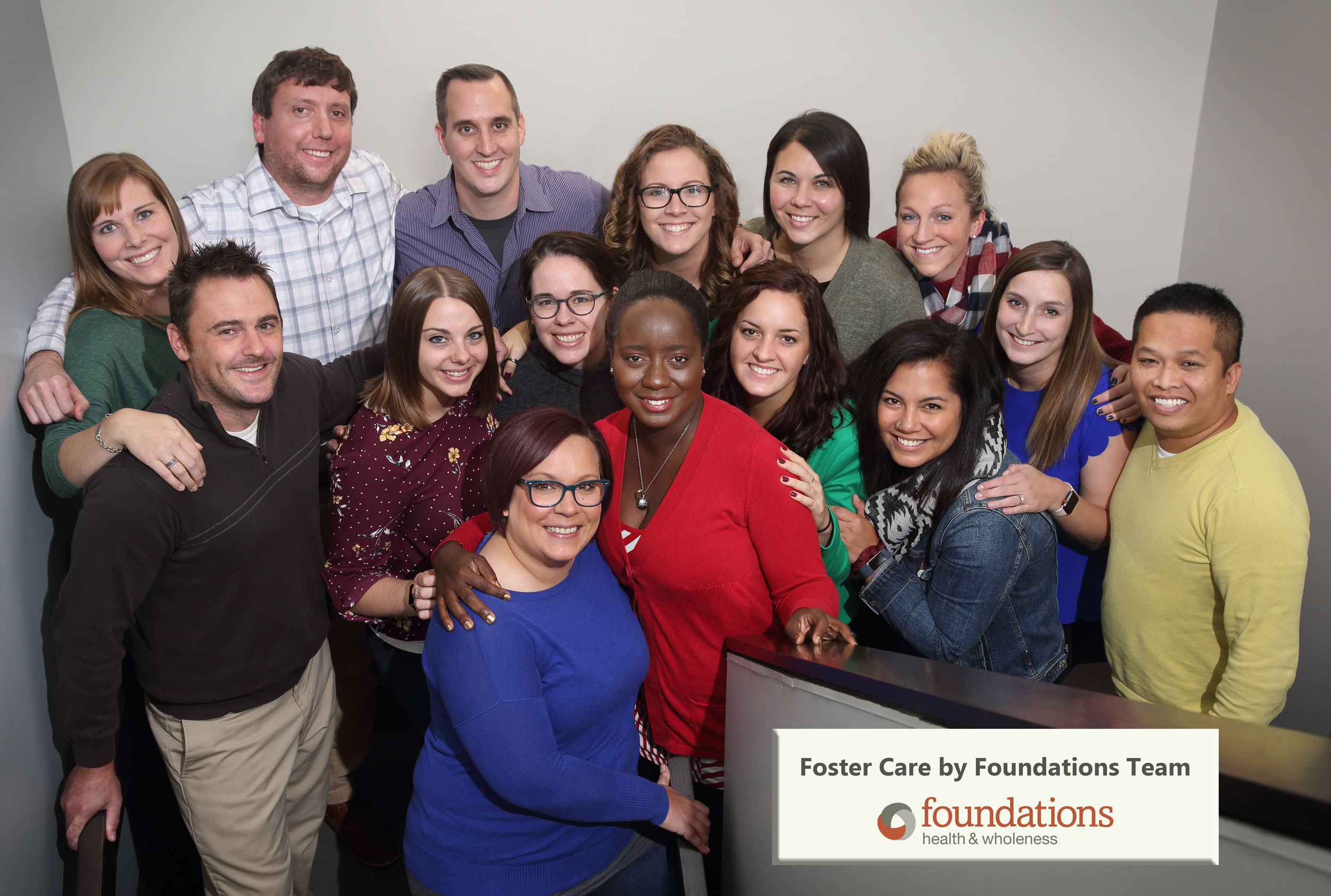 Foundations Foster Care Team