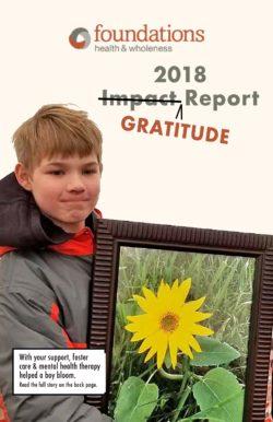 2018 Gratitude Report