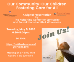 Our Community, Our Children - Fostering Care for All @ Virtual