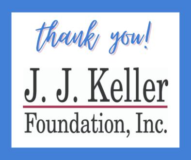 Thank you, J.J. Keller Foundation